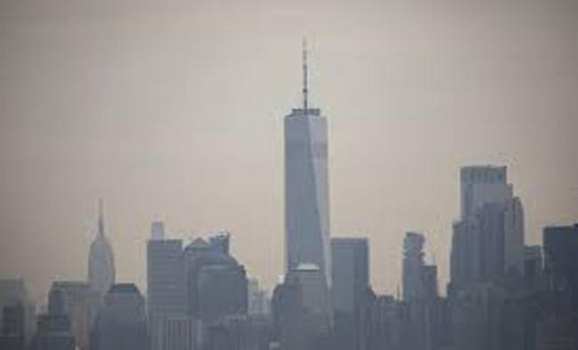Air pollution linked to higher Covid-19 death rates