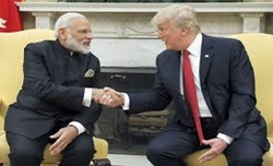 Times like these bring friends closer: Modi after Trump's praise