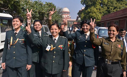 Gender equality in Indian military: Implementation and road ahead