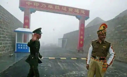 Indian, Chinese soldiers hurt in Sikkim face-off