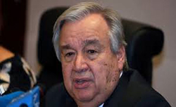 UN chief condemns attack on hospital in Afghanistan capital