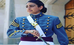 First 'observant' Sikh graduates from US military academy