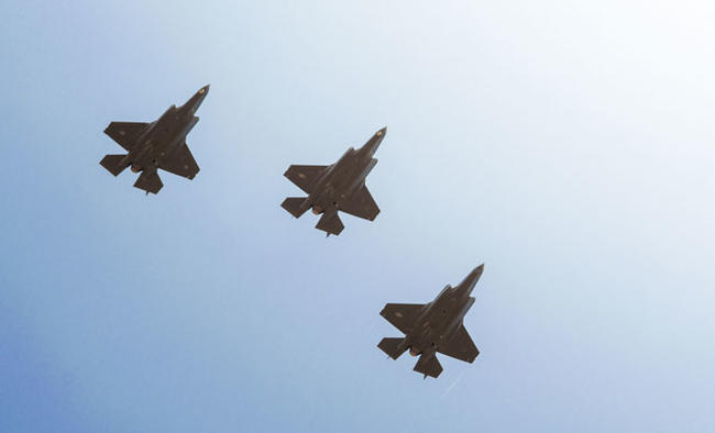 US approves possible sale of F-35B fighter jets to Japan