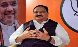 Dynasty's shenanigans: Nadda's swipe at 'Project RG Relaunch'