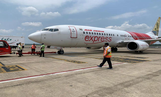 Air India Express announces pay cuts for employees after 88% in revenues