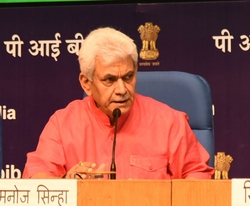 BJP leader Manoj Sinha appointed Lt. Governor of J&K