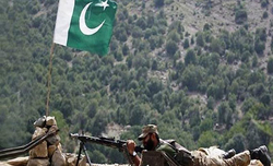 Pak again violates ceasefire on Friday