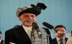 Ghani addresses Afghan elders, calls for durable peace
