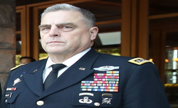 Military won't play a role in Nov election: Top US general