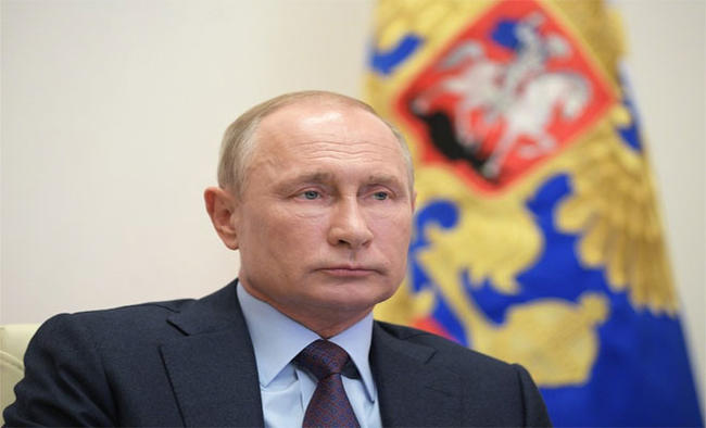 Putin urges to stay on guard to avoid reintroduction of curbs
