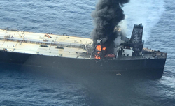 Oil tanker inferno: Battle enters 6th day