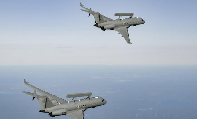 Swedish defence firm to sell airborne surveillance system to UAE