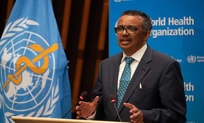 WHO wants to speed up rollout of Covid-19 vaccines: Tedros