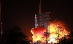 China launches new mobile telecommunication satellite