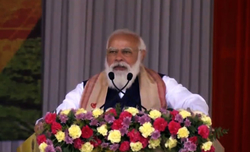 Development of NE to facilitate Atmanirbhar Bharat : Modi