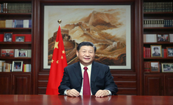 Xi Jinping expresses support to Moon for denuclearisation