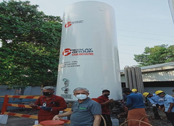 13 KL Oxygen plant set up at Kozhikode Medical College