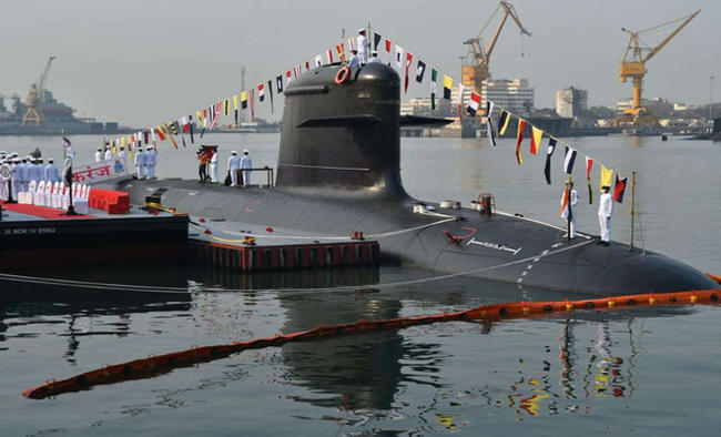 Agni P spearheads India's major naval revamp to deter China