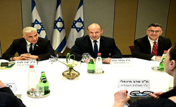 Israeli cabinet discusses state budget after 3-yr deadlock