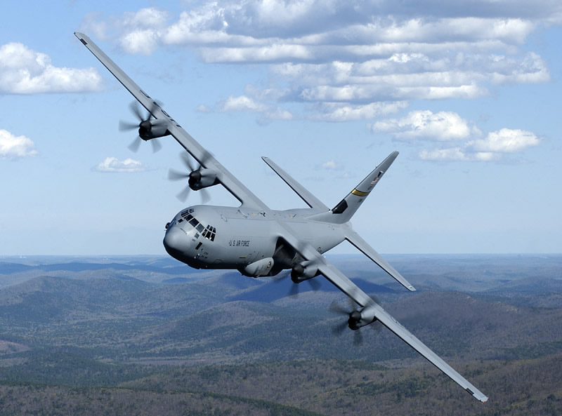 Six additional C-130J airlifts to be based in Orissa