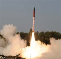 India tests Agni-IV missile with high accuracy