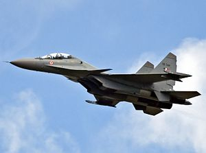 Crash-hit Sukhois get Indian Air Force chief's thumbs up