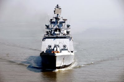 Navy to get second indigenous stealth frigate