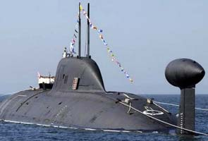 Russian submarine to reach Indian shores mid-March