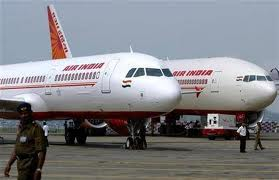 Air India ground handling staff protest service terms