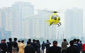 China to open up its low-altitude airspace
