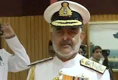Admiral Joshi is new Indian Navy chief
