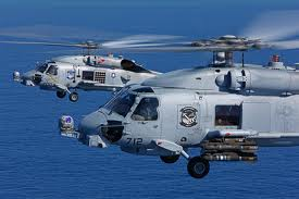 Indian Navy choppers bid delayed, firm lodges protest