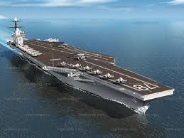 Faulty boilers caused Indian aircraft carrier's trial snags