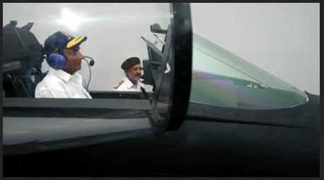 Antony commissions Indian Navy's first MiG-29K fighter squadron