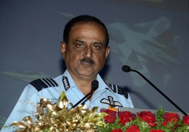 Indian air chief leads military delegation to South Korea