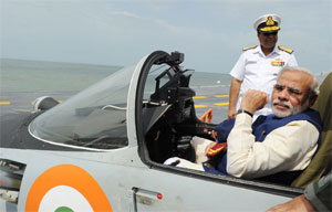 Modi sends strategic signal India will sell weapons to smaller countries