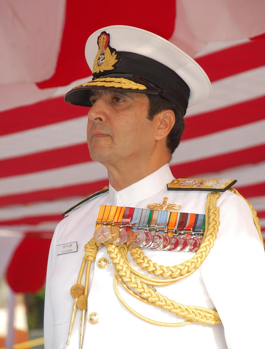Monitoring Chinese activities in Indian Ocean: Navy chief