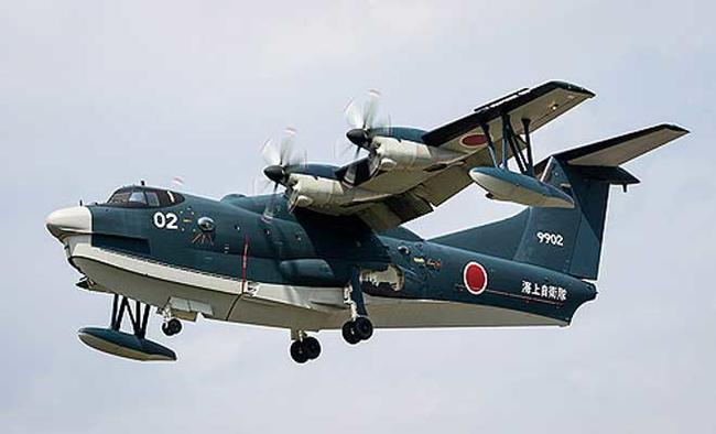India revives project to acquire Japanese US-2i amphibious aircraft worth Rs 10,000 crore