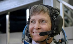 NASA's Peggy Whitson set to be the oldest astronaut