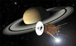 NASA Saturn probe beams back first images from new orbit