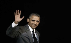 Obama says goodbye, asks Americans to stay committed to democracy