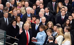Together we will make America, world great: Trump