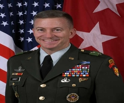 US Army dismisses two-star General