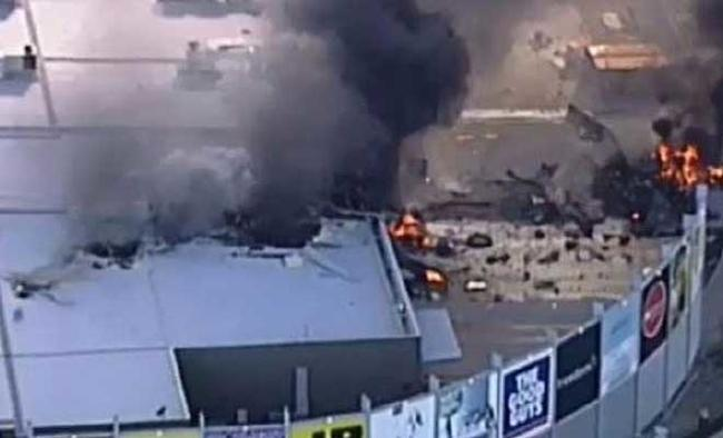Five persons die in aircraft crash in Australia
