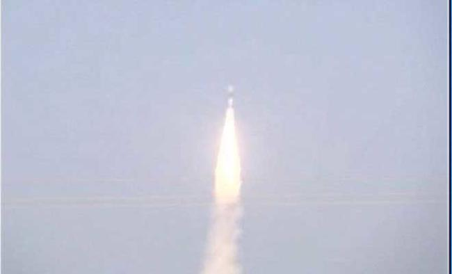 Indian rocket lifts off with South Asia Satellite
