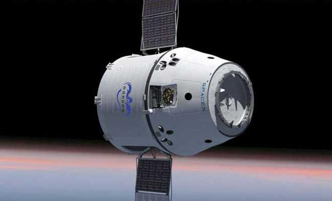 SpaceX Dragon to deliver crew supplies, research to ISS