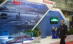 Russia world's 2nd largest weapons exporter: Rosoboronexport
