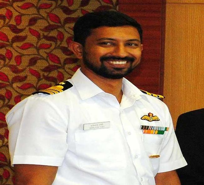 Indian Navy officer to participate in global circumnavigation race