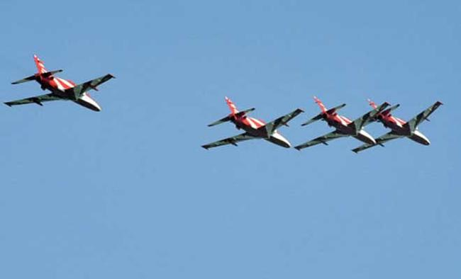 IAF marks 60 years of its Canberra bombers
