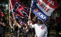 US Senate approves resolution condemning white supremacist groups